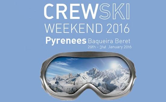 Vilanova Crew Ski Weekend 2016